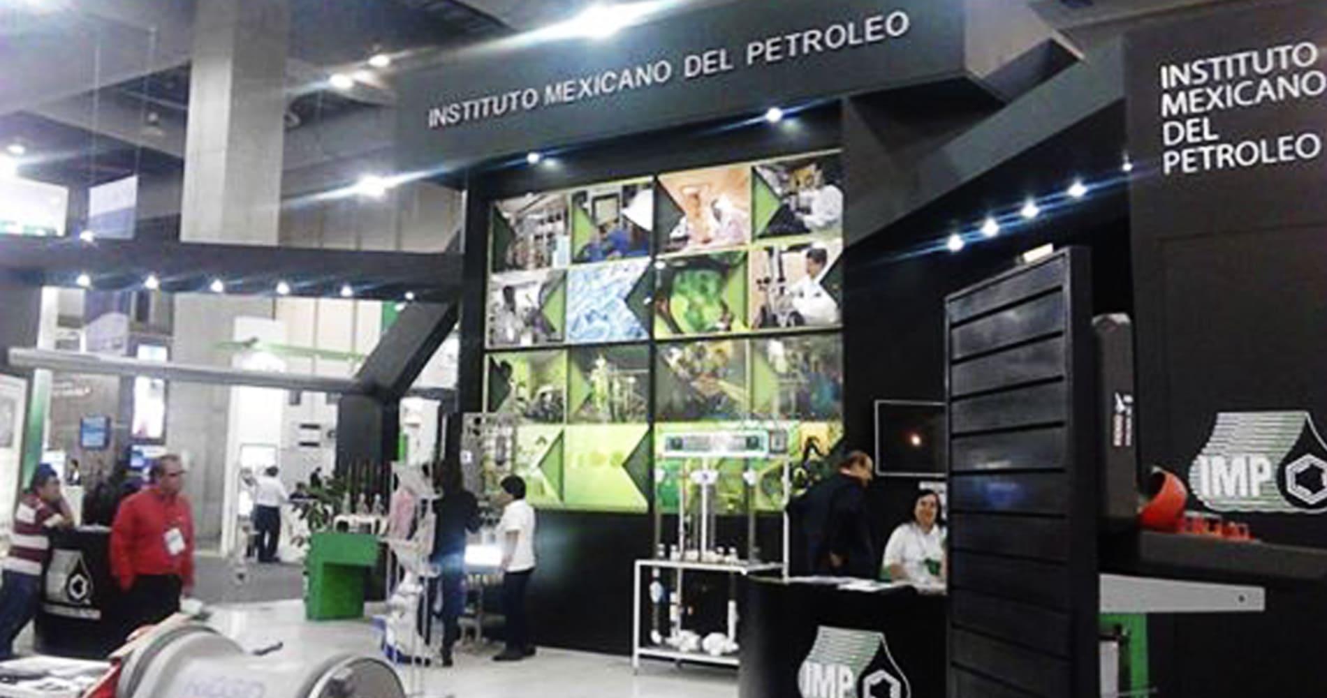 C rculo ars stands for Disenos de stand para exposiciones
